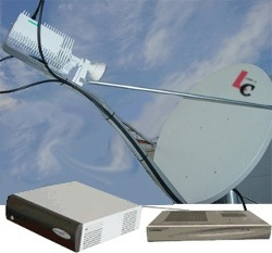 Linkstar broadband satellite internet