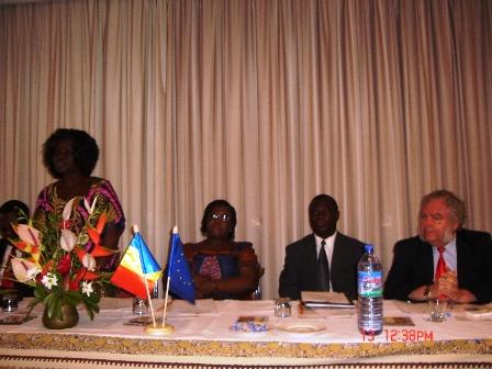 Vizita oficiala in Africa