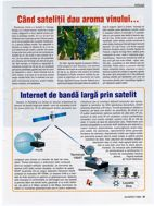 Articol internet prin satelit Info Satelit