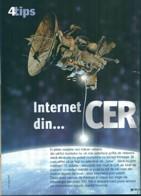 Articol Go4it, Ziarul Financiar 12/2005. Internet din Cer