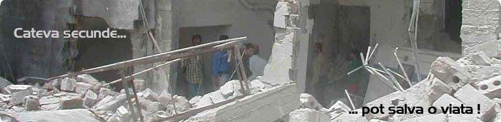 avertizare seismica si detectia a cutremurului