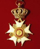 Medalie Commander Cross