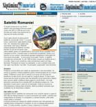 Satelitii Romaniei