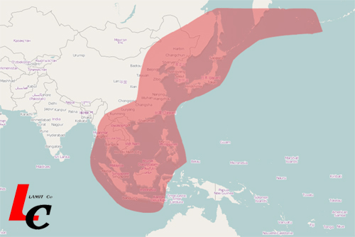 NSS-6-North East Asia
